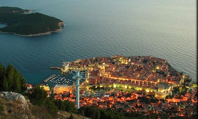 Dubrovnik Zicara - Cable Car (1/6)