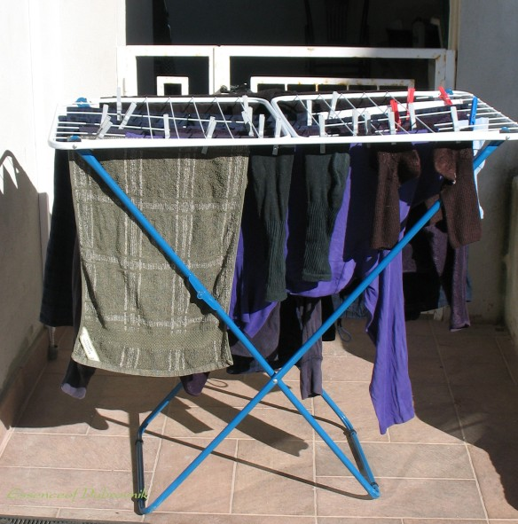 My clothes dryer