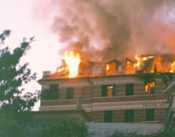 November 1991 fire