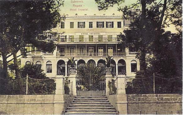 Original hotel 1900