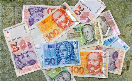 Croatian Kuna and the Euro
