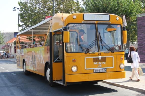 Cabrio Sightseeing Bus