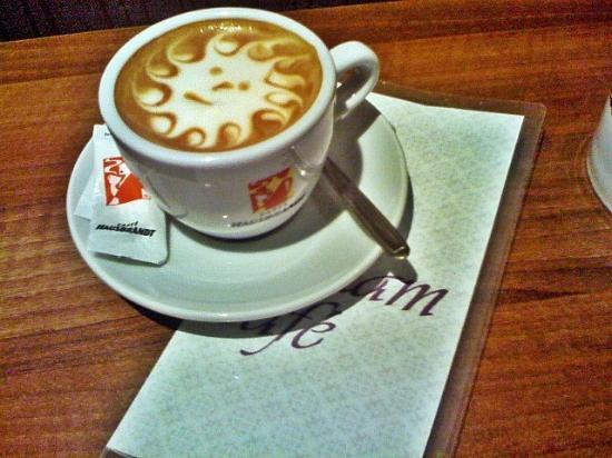 Croatian demitasse espresso