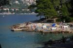 Cavtat beach front