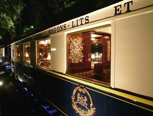 Venice Simplon Orient Express, a luxurious experience